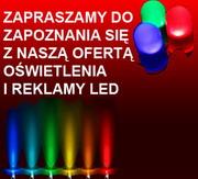 Oświetlenie i reklama LED